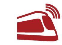AURA® Passenger Rail Control System